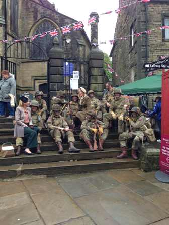 Haworth - back to the 1940s