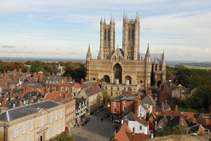The City of Lincoln & The Knights' Trail