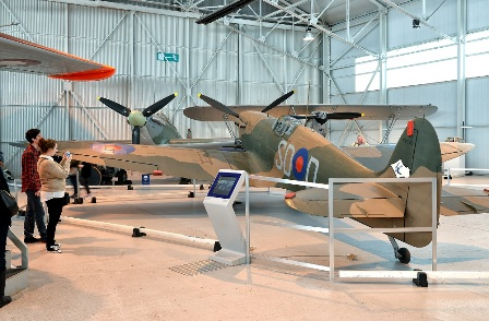 Father's Day Special - RAF Cosford