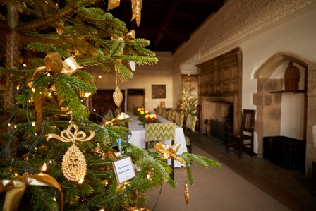 Christmas at Haddon Hall & Bakewell
