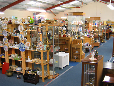 Cheshire Antiques & Gardens