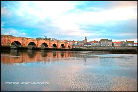 Berwick upon Tweed via Morpeth