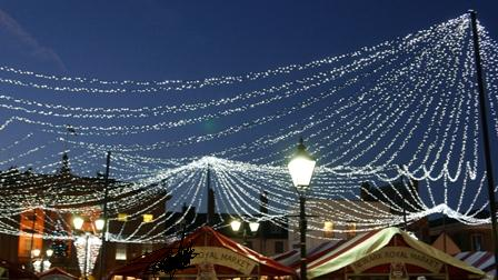 Mystery Christmas Market & Winter Feast