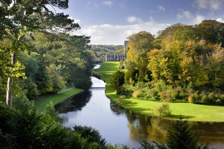 Fountains Abbey & Studley Royal (National Trust)