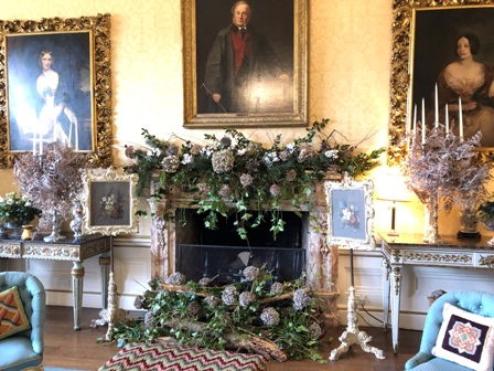 Arley Hall Christmas Floral Extravaganza