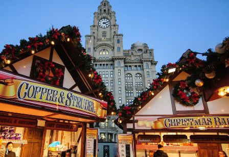 Liverpool Christmas Shopper