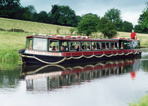 Canal Cruise including Lunch & Watershed Mill