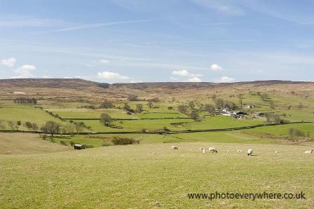 Yorkshire Dales including Lunch at Reeth